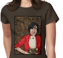 Jason Schwartzman Womens Fitted T-Shirt