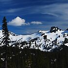 The Beautiful Tatoosh Range by Tori Snow