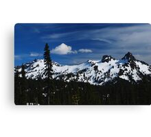 The Beautiful Tatoosh Range Canvas Print