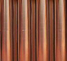 Lines in Metal by tenzil