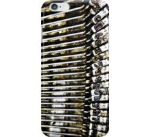 Living Type iPhone Case/Skin