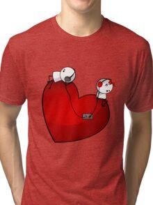 Heart Sound Tri-blend T-Shirt