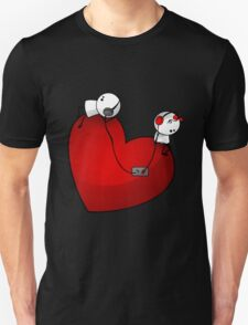 Heart Sound Unisex T-Shirt