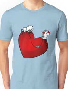 Heart Sound Unisex T-Shirt