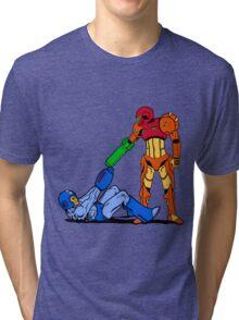 Reservoir Megatroid Tri-blend T-Shirt