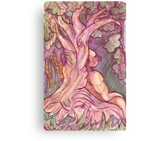 Hyperion, Under the tree Canvas Print