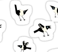 Magpies Sticker