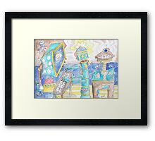 Automation Testing Framed Print