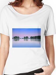 Sunset reflection Women's Relaxed Fit T-Shirt