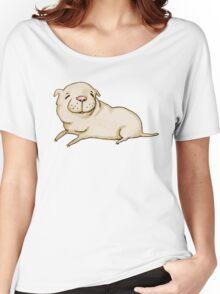 Shar Pei Women's Relaxed Fit T-Shirt