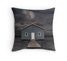 The House at Number 73 Throw Pillow