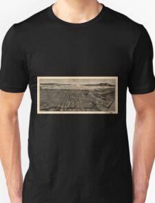 Panoramic Maps Berkeley T-Shirt