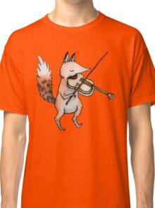 Violin Fox Classic T-Shirt