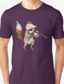 Violin Fox T-Shirt