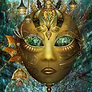 Mask by Cornelia Mladenova