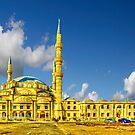 Nizamiye Turkish Masjid Midrand (1) by JandeBeer