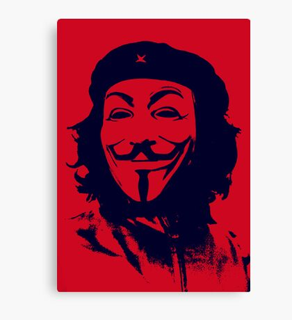 Expect Che Canvas Print