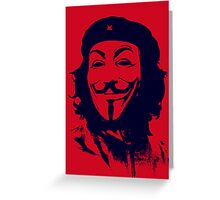 Expect Che Greeting Card