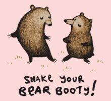 Bear Booty Dance Kids Tee