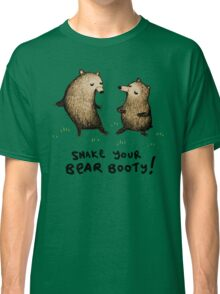 Bear Booty Dance Classic T-Shirt