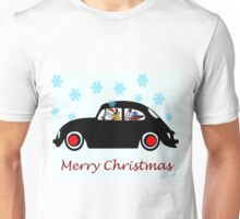 Santa Beetle Unisex T-Shirt