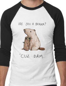 Dam Men's Baseball ¾ T-Shirt