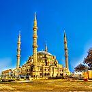 Nizamiye Turkish Masjid Midrand (2) by JandeBeer