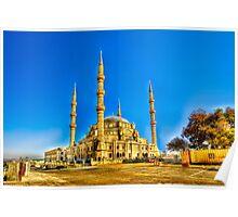 Nizamiye Turkish Masjid Midrand (2) Poster
