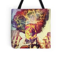 He Came At The Very End Tote Bag