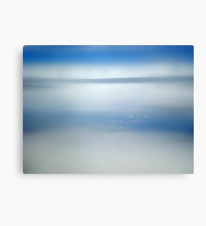 Up Above the World So High Canvas Print