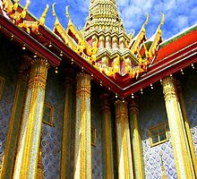 Thai Palace by Sandy Edgar