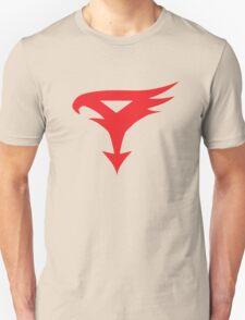 The Team - Gatchaman Superhero Logo T-Shirt