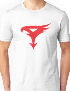 The Team - Gatchaman Superhero Logo Unisex T-Shirt