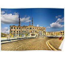 Nizamiye Turkish Masjid Midrand (3)  Poster