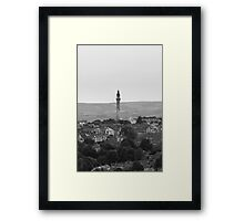 Wainhouse Tower, Halifax,  Framed Print