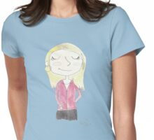 Doctor Who - Rose Tyler Womens Fitted T-Shirt