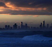 Surfers Gold by Noel Elliot