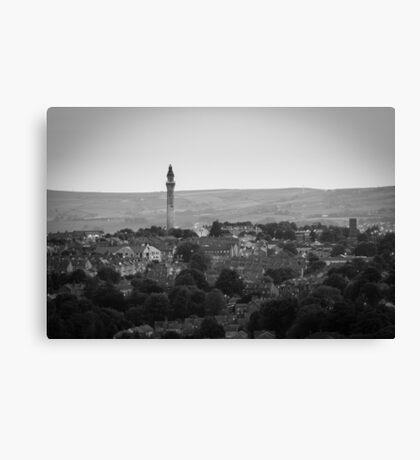 Wainhouse Tower, Halifax, West Yorkshire Canvas Print