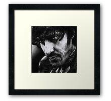 Vincent Gallo Framed Print