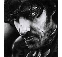Vincent Gallo Photographic Print