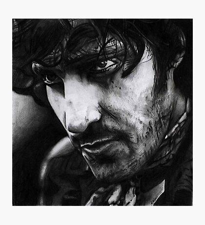 Vincent Gallo Photographic Print