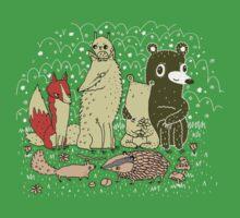 Bramble Wood Gang Kids Clothes
