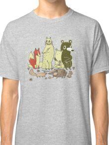 Bramble Wood Gang Classic T-Shirt