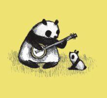 Banjo Panda Baby Tee
