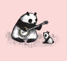 Banjo Panda Kids Tee