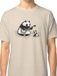 Banjo Panda Classic T-Shirt