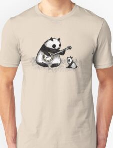 Banjo Panda T-Shirt
