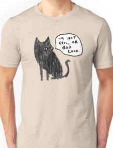 Black Cats Aren't Evil Unisex T-Shirt