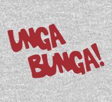 CAVEMAN Unga Bunga! One Piece - Long Sleeve
