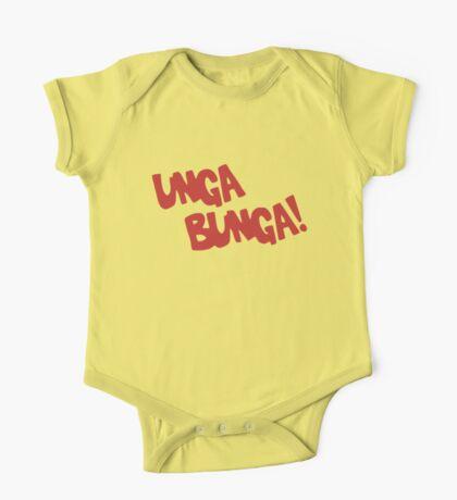CAVEMAN Unga Bunga! One Piece - Short Sleeve